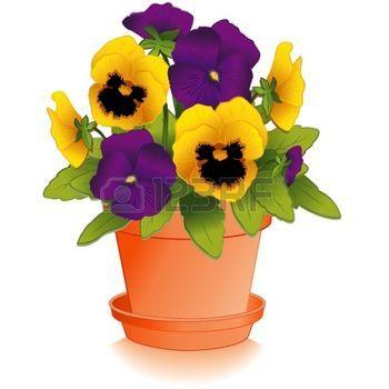 Lavender Pansy Flowers Pansies Flowers Flower Pots Pansies