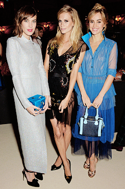 British Fashion Awards - December 1, 2014