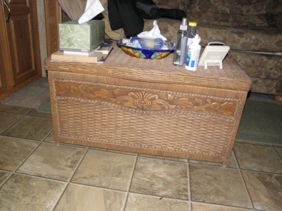 "Photo of A ""coffee table"" for the ""living room"" in the Rv #recreationalroom #recreational…,  #coffee…"