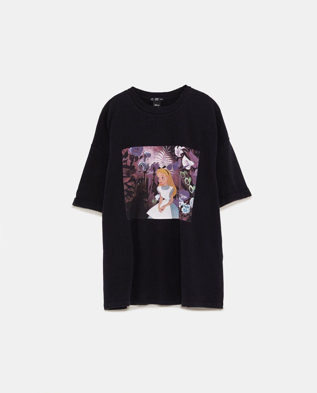 Zdjecie 6 Koszulka Z Nadrukiem C Disney Z Zara Nasa Clothes Fashion Tops Blouse Clothes