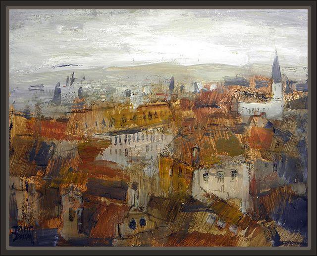 Prague   ERNEST DESCALS