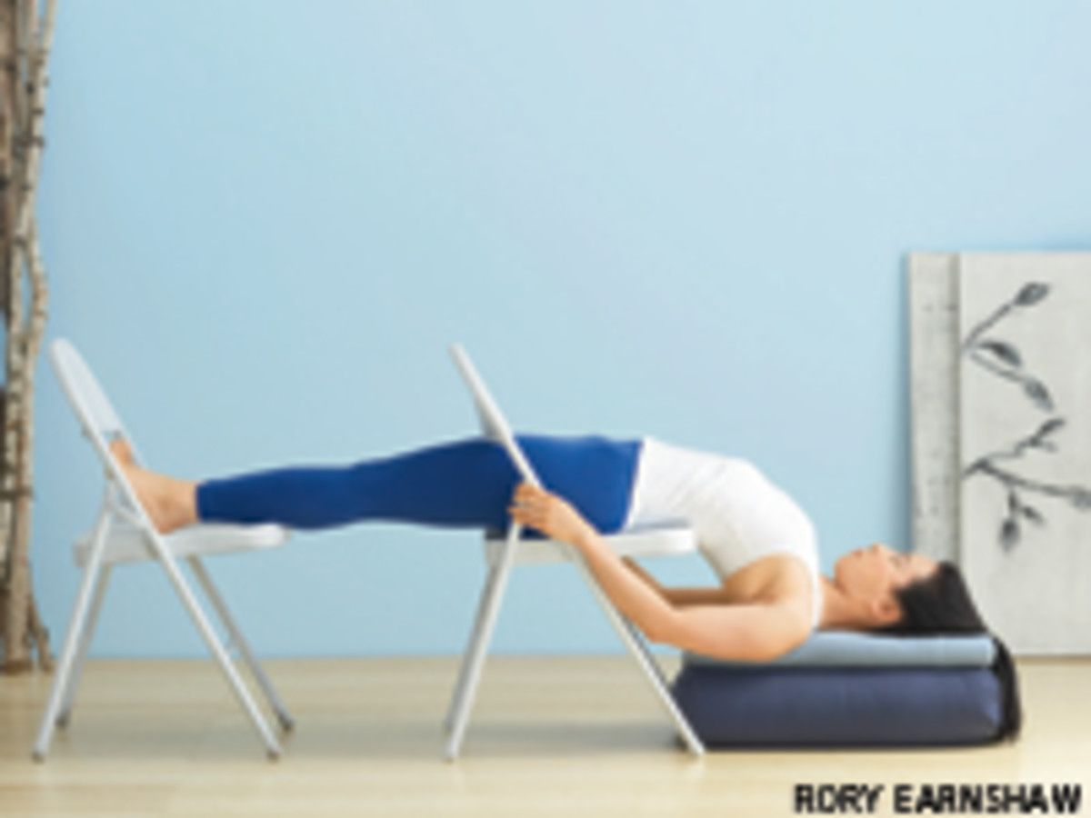 Yoga for Anxiety | Try this Sequence of Tension-Taming Yoga Poses - Yoga Journal