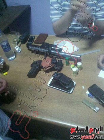 تفاصيل وصور القبض على الفنان محمد رمضان عبدو موته وبحوزته أسلحة نارية وطلقات خرطوش Dyson Vacuum Dyson Home Appliances