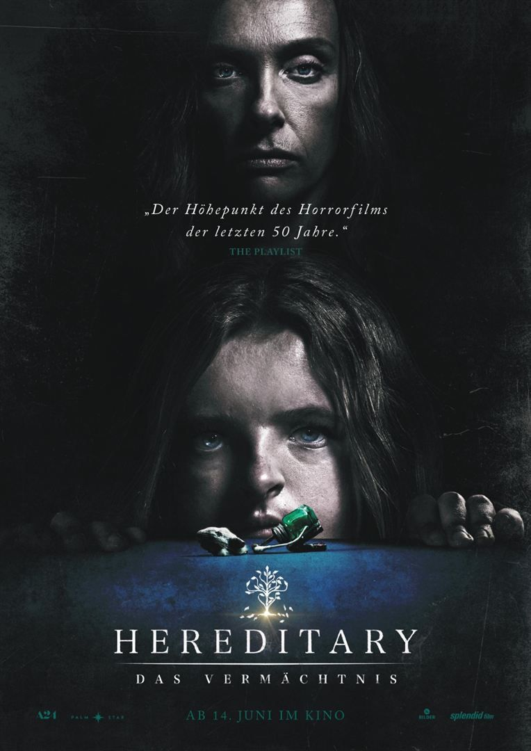 hereditary stream deutsch