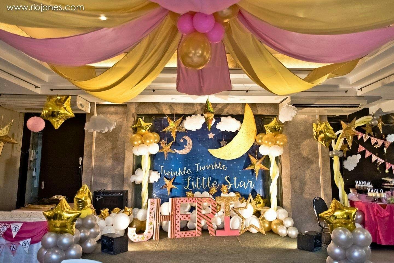 Star Theme Party Themes Le Little 1st Birthdays Stars