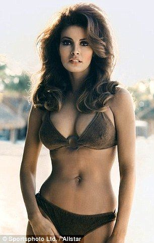 Raquel Welch ~ One Million Years BC