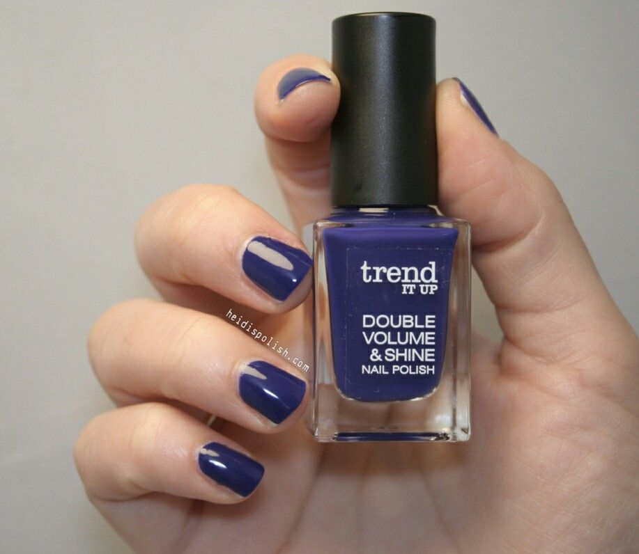 dm Trend It Up Double Volume & Shine nail polish No. 190 www ...