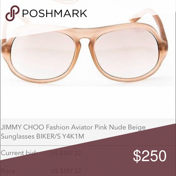 77ecb866c5f Jimmy Choo sunglasses. New with eyeglass case Jimmy Choo sunglasses. New  with eyeglass case Jimmy Choo Accessories Glasses  JimmyChoo