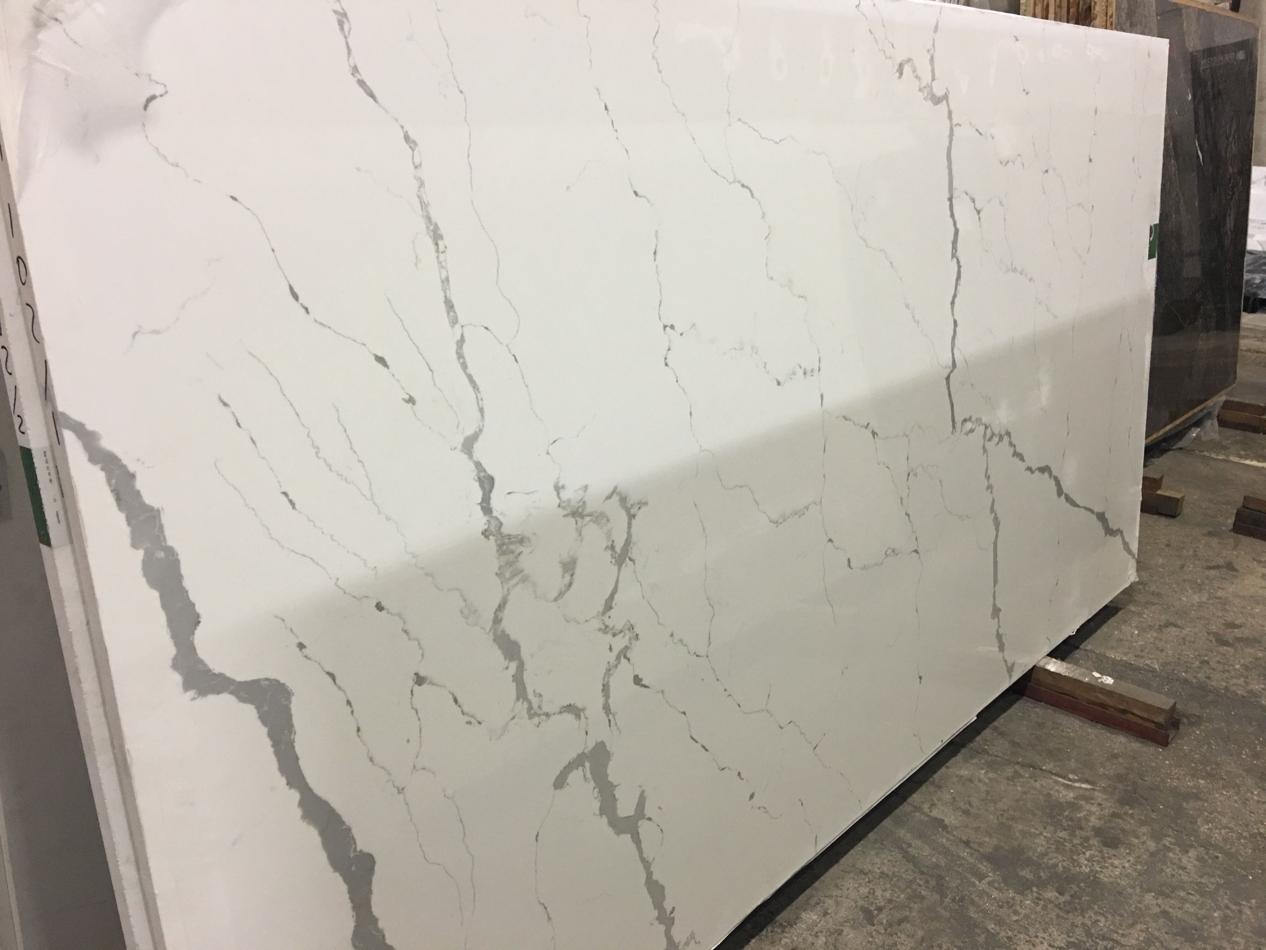 Calacatta Lincoln Engineered Stone Stone Slab Stone Tiles
