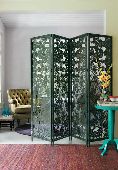 room dividers folding screens living spaces house color island home decor furniture recycling colors