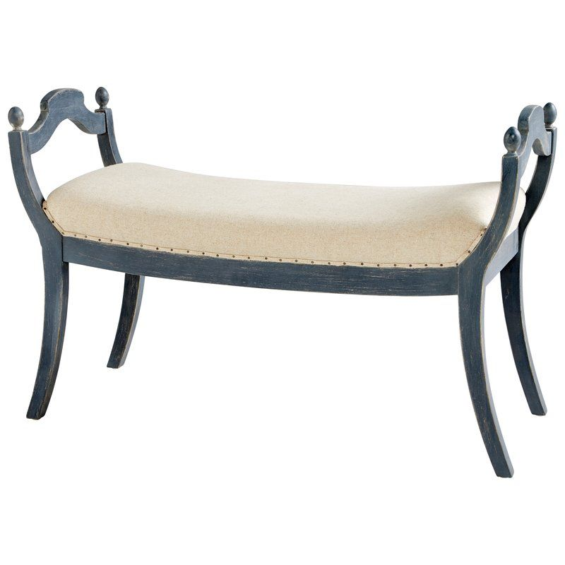 Alice Solid Wood Vanity Stool In 2020 French Country Furniture Country Furniture Upholstered Bench