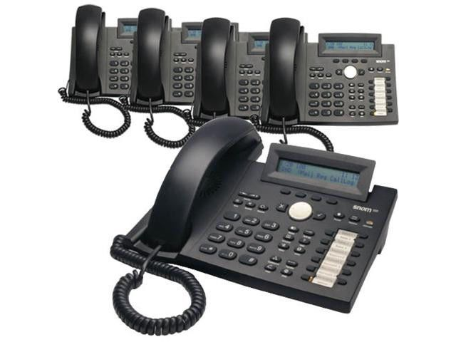 Snom 300 Business phone no handset or stand
