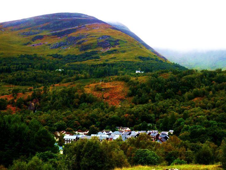 Kinlochleven, Scotland beauty