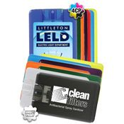 Personalized Metallics Collection Credit Card Press And Spray Hand