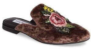 0aa5ef837c5 Pin by Red Mars on sandal   Steve madden shoes, Velvet shoes, Steve ...
