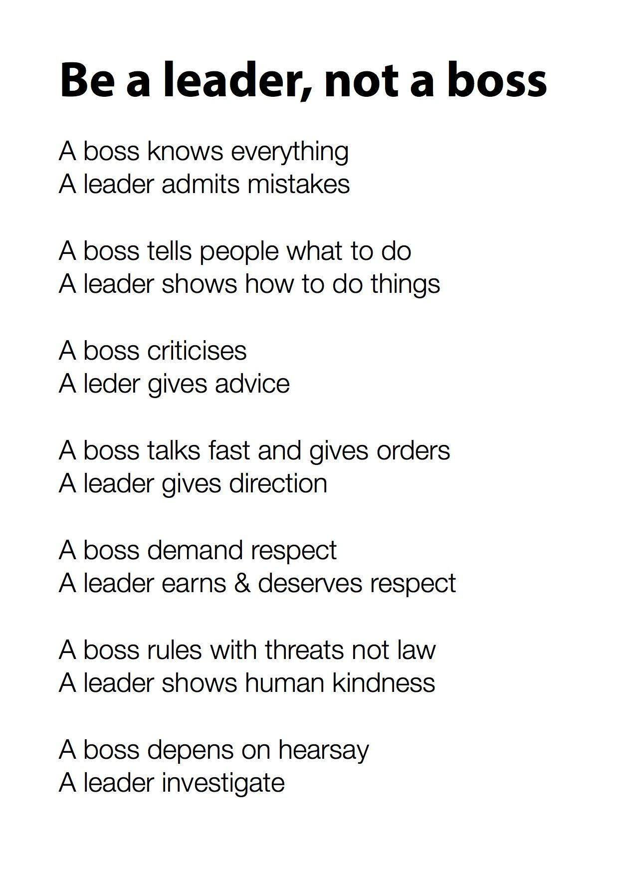 Good Boss Quotes In 2021 Best Boss Quotes Boss Quotes Boss Quotes Funny