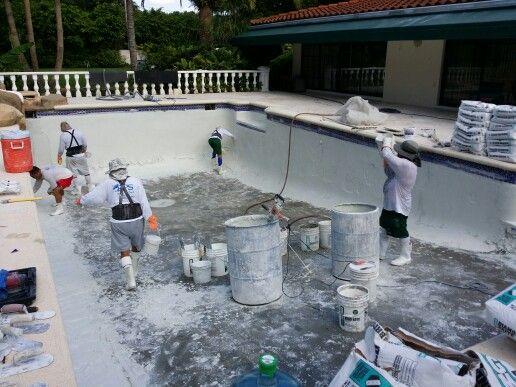 Plaster Diamond Brite Swimming Pool Repair Pinterest Swimming Pools And Backyard