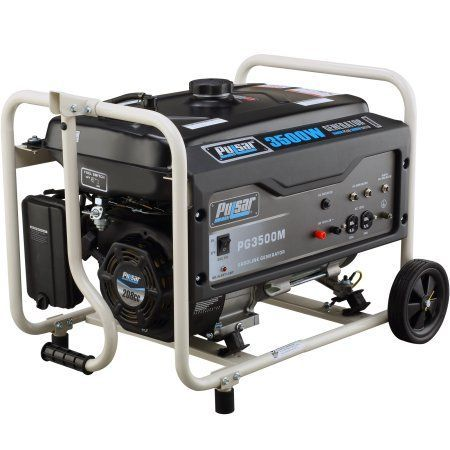 pulsar gas 3500w generator rated 3000w portable diesel and generators