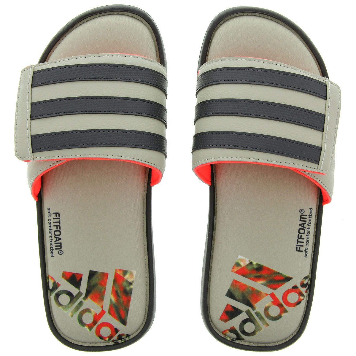 2d7a901b467 Chinelo Adidas Adissage Comfort Masculino