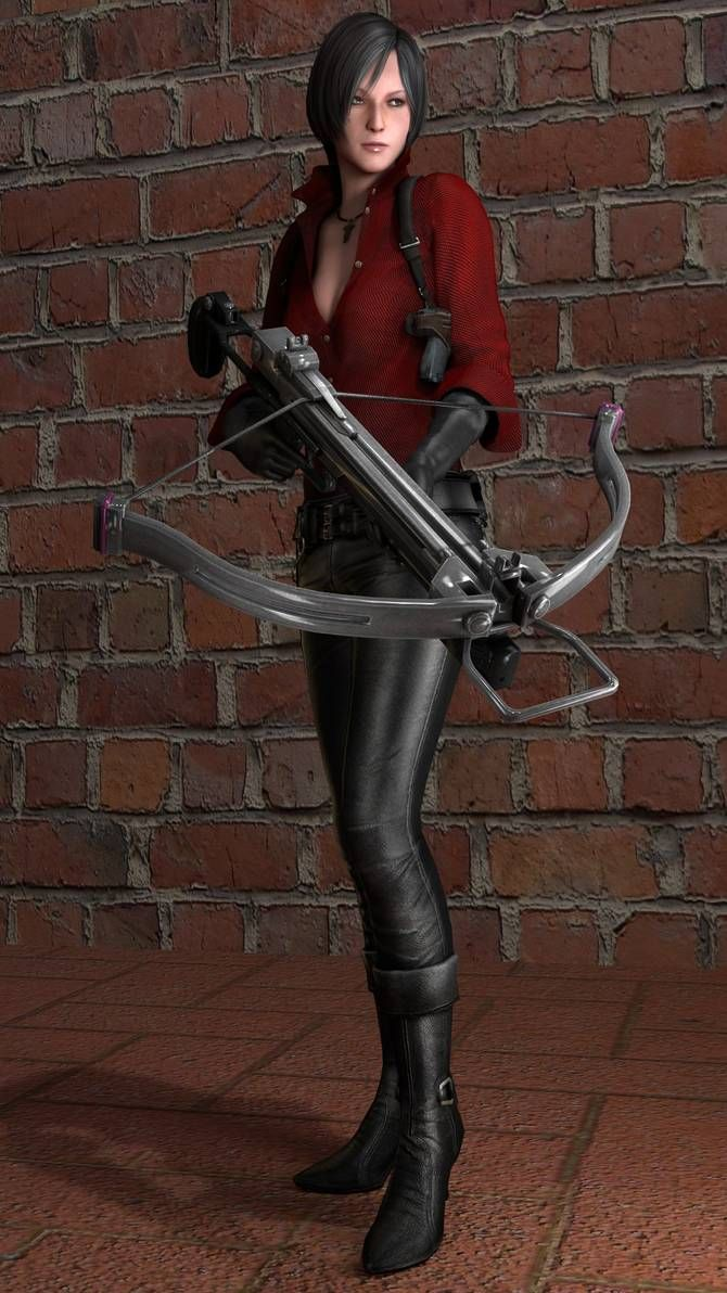 Ada Wong: Resident Evil 6 by MasterCyclonis1 on DeviantArt