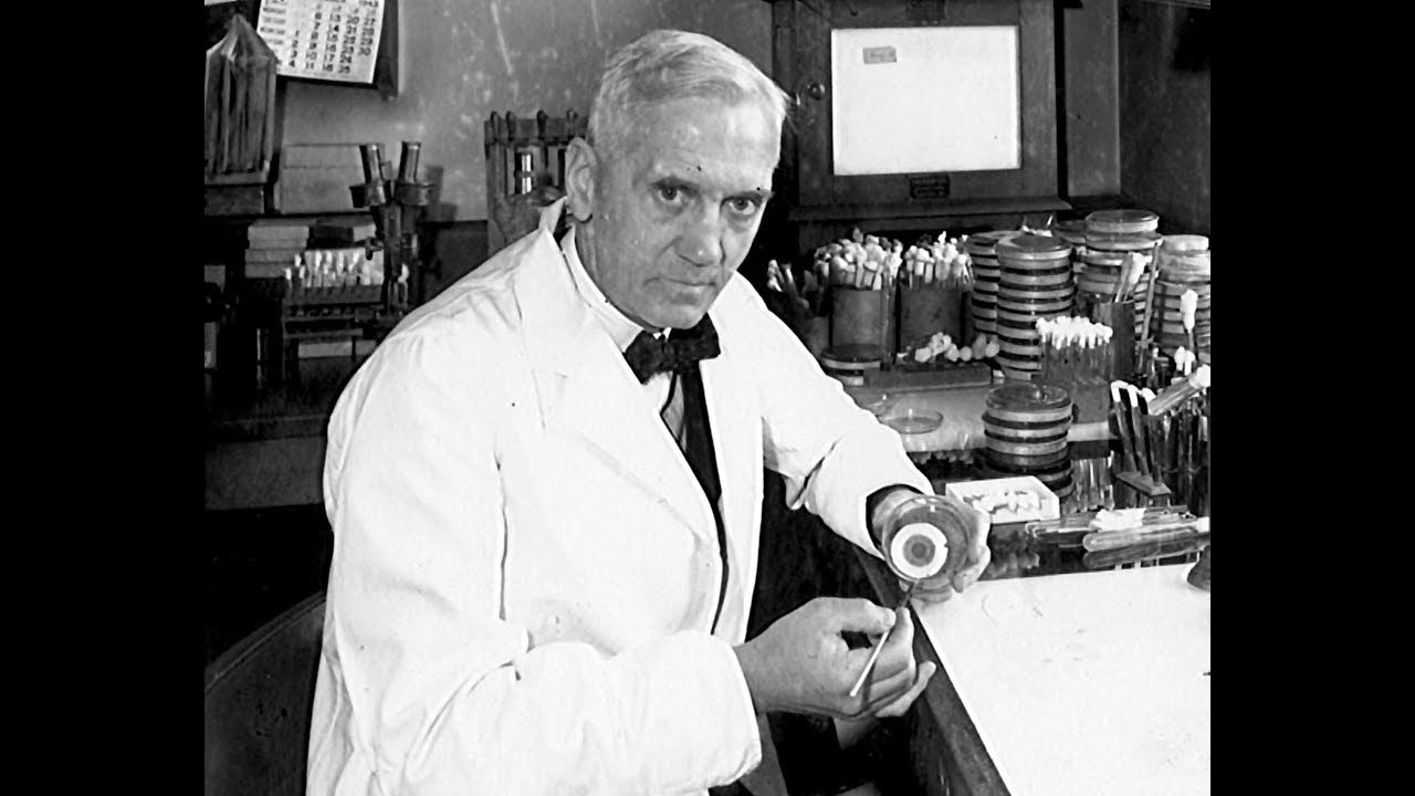The Story Of Alexander Fleming And Penicillin For Children