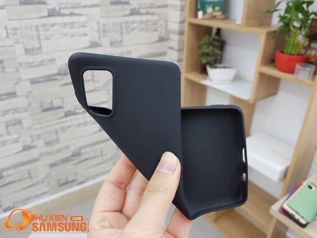 Ốp lưng dẻo Samsung A71 đẹp giá rẻ hiệu Oucase ở Hà Nội -TPHCM
