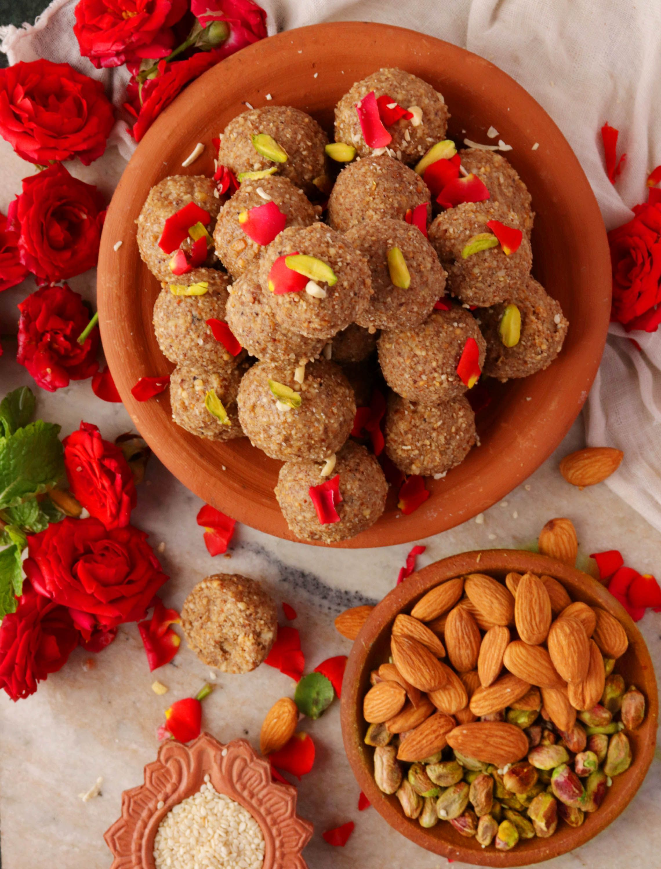 Protein Rich Laddoos (With images) Indian dessert