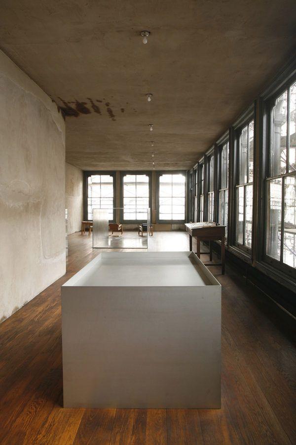 Inside Donald Judd S Home Studio Open For Tours In June Soho