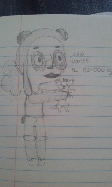 Any ships for Thalia? (The dog) ( @Artitsunited were her and Radioactive a ship orrr)