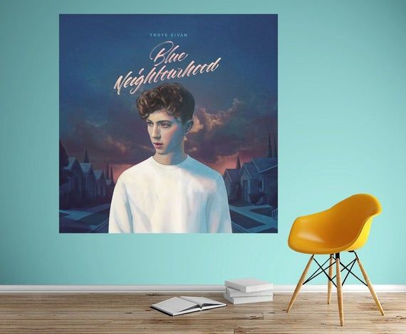 Troye Sivan New Silk Poster Custom Wall Decor