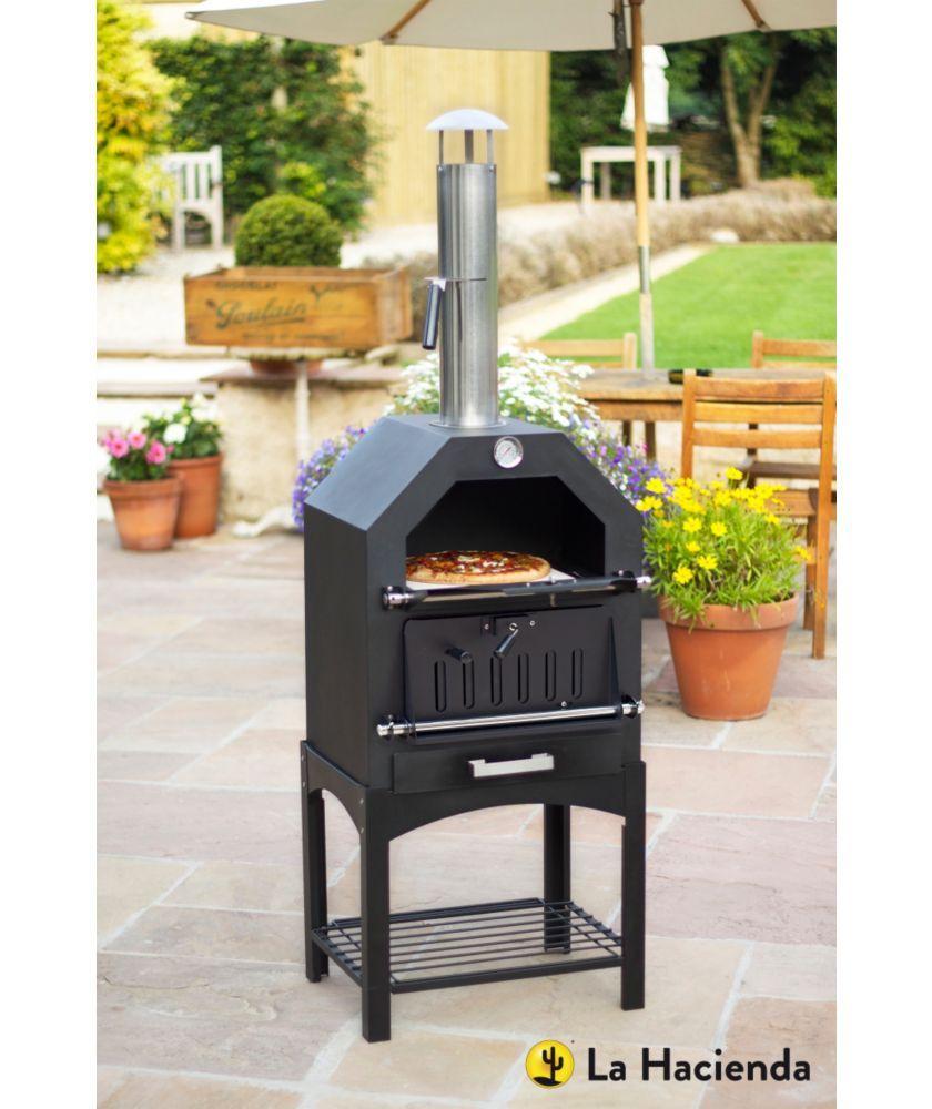 Buy La Hacienda Steel Multi Function Pizza Oven Pizza Ovens And Outdoor Ovens Argos Outdoor Pizza Pizza Oven Outdoor Oven