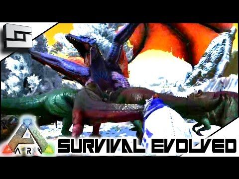 ARK: Survival Evolved   TAMING A PACHYCEPHALOSAURUS! S2E6 ( Pachy /  Gameplay )