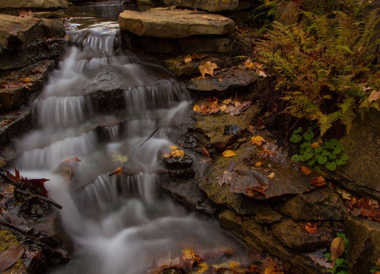 The cascades at Inniswood Metro Gardens, in Columbus. | Beautiful ...