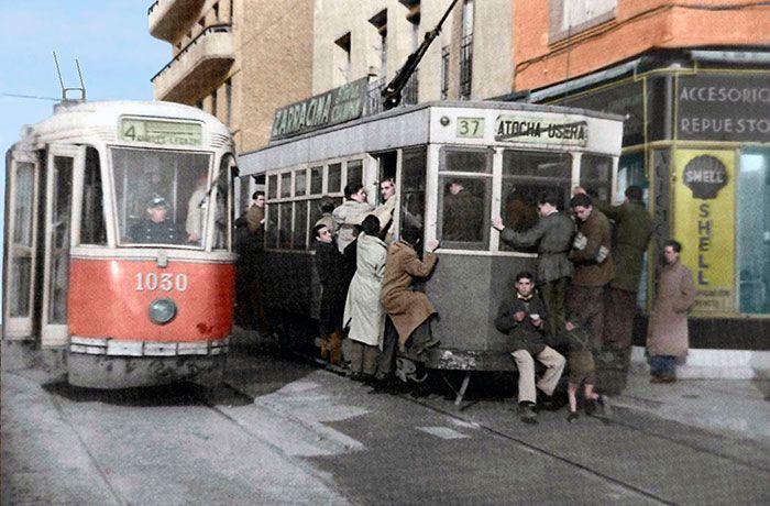 Maldito Insolente - En un viejo tranvia de Madrid