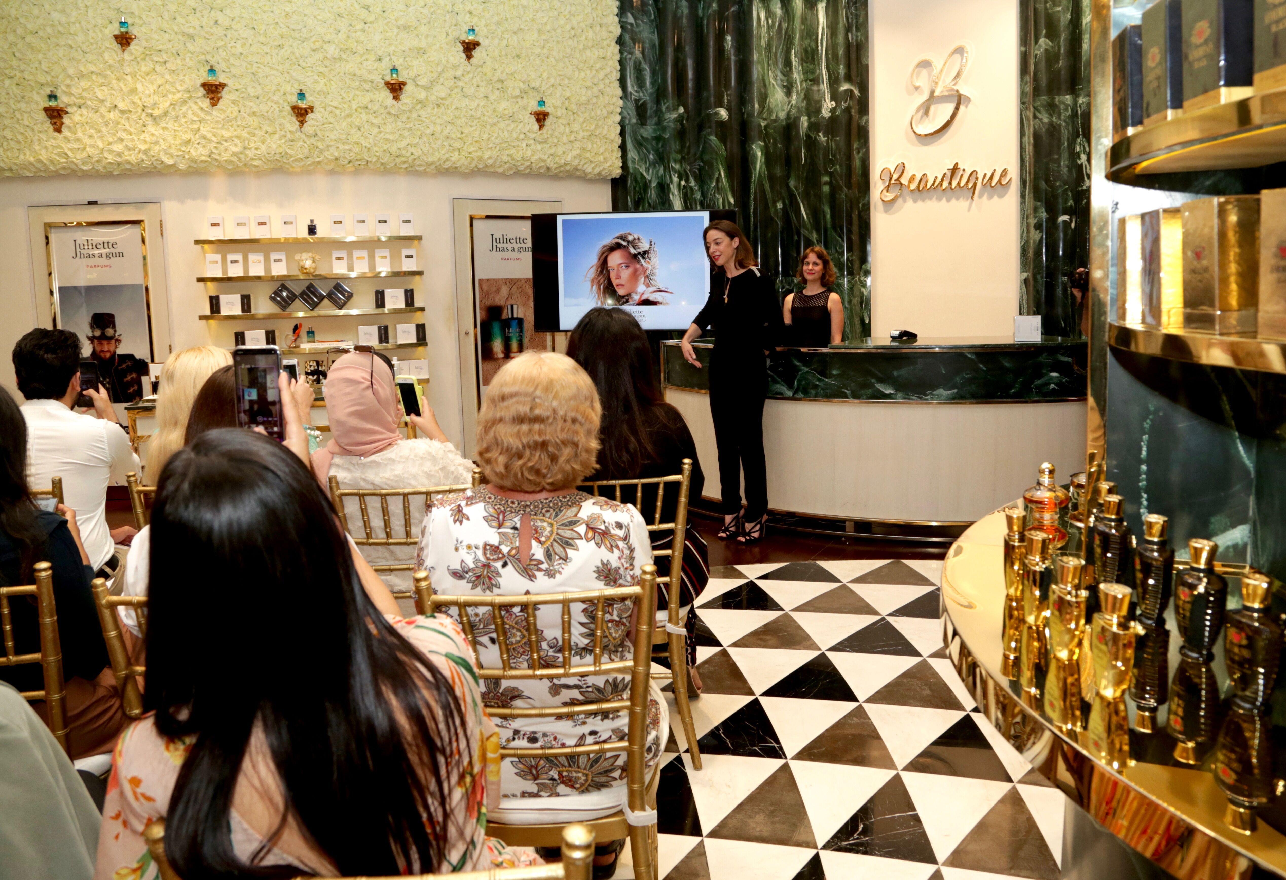 Beautique Dubai Vanilla Vibes Antina Ricci