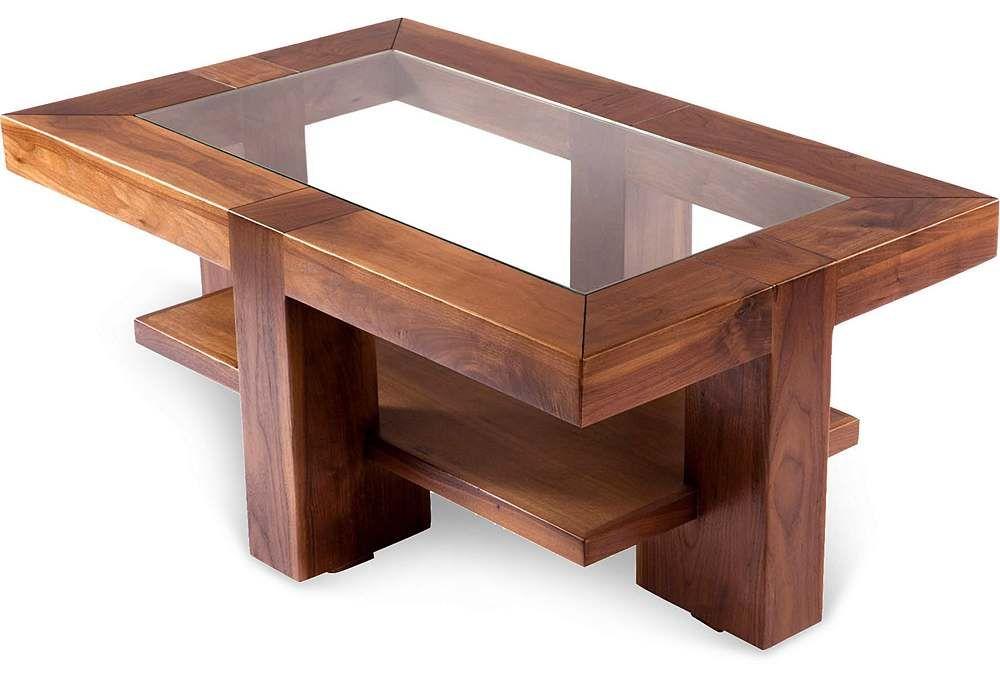One Kings Lane - Furniture, Lighting & Rugs - Ava Rectangular Coffee Table