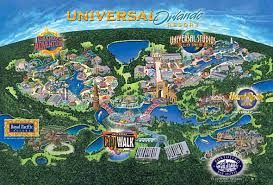 Universal Florida Map.Image Result For Universal Studios Orlando Jubai Pinterest