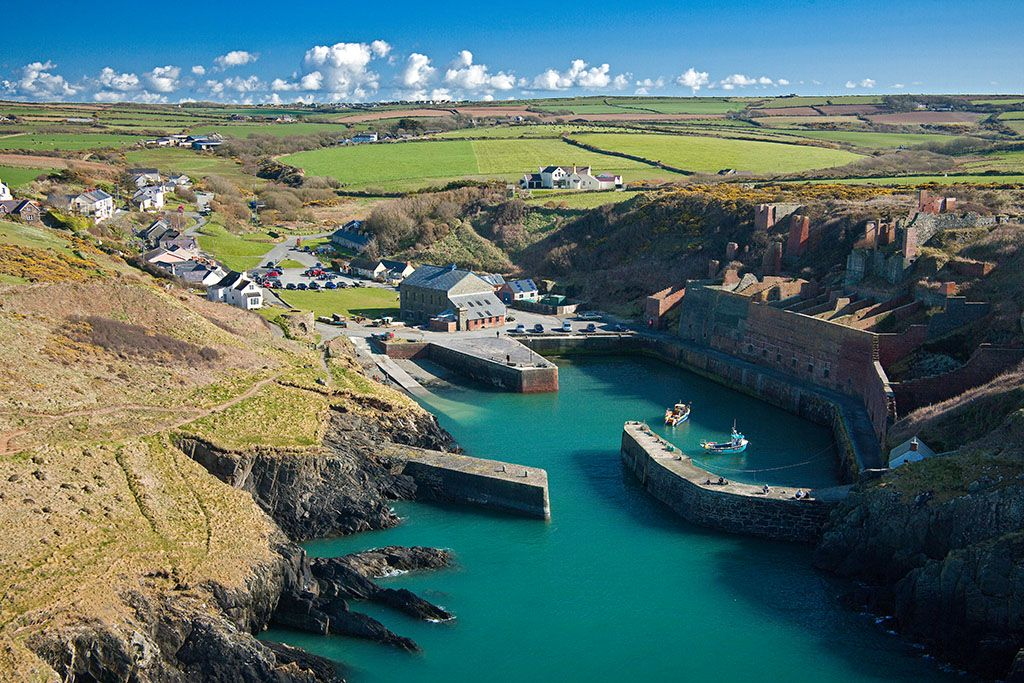 Pembrokeshire, Wales