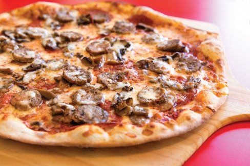 Sarasota S Best Pizza Magazine March Photograph By Kathryn Br Piper