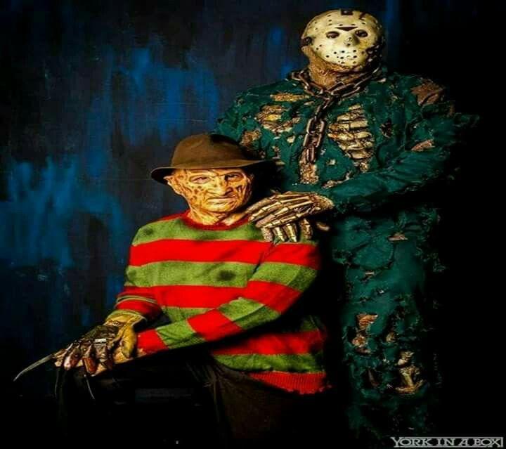Freddie and Jason