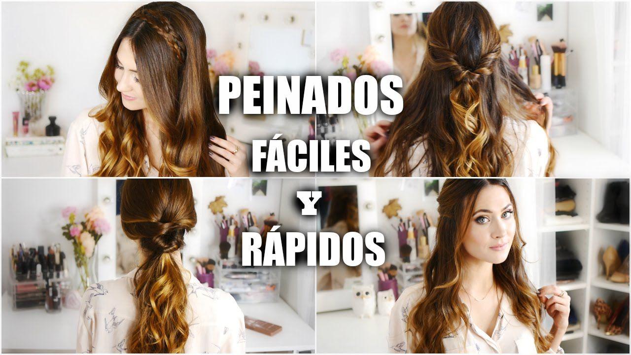 Peinados ondas faciles