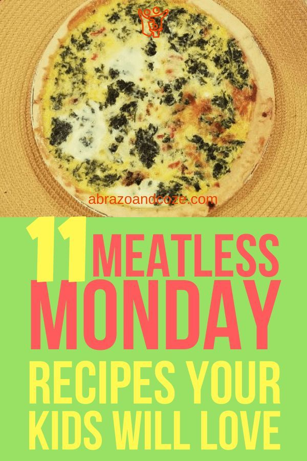 11 Delicious Meatless Monday Recipes images