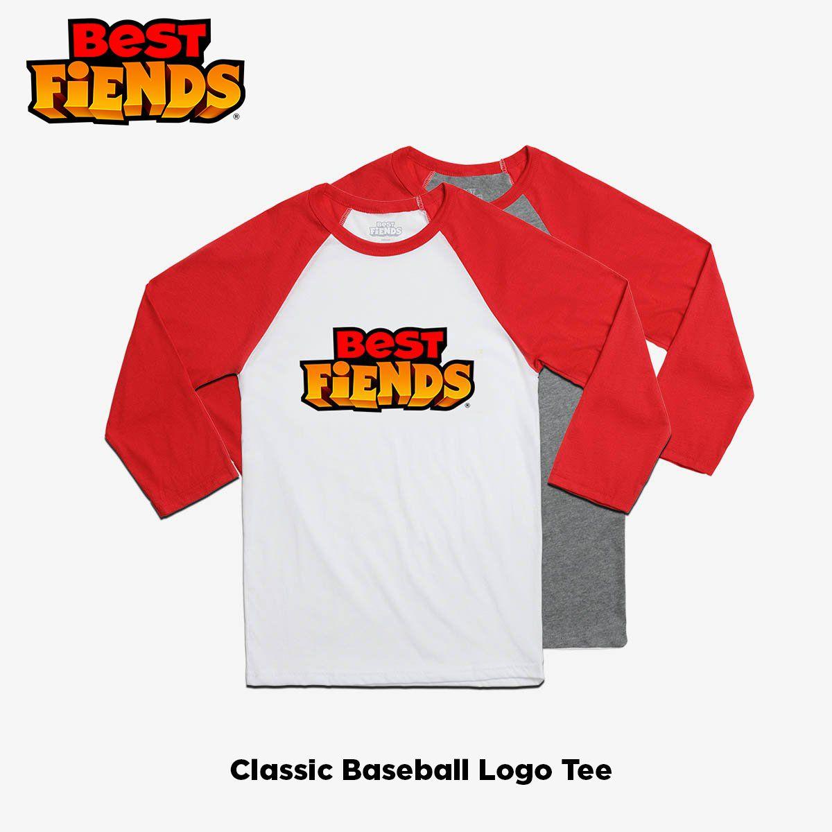 Classic Baseball Logo Tee in 2019 Best fiends, Baseball