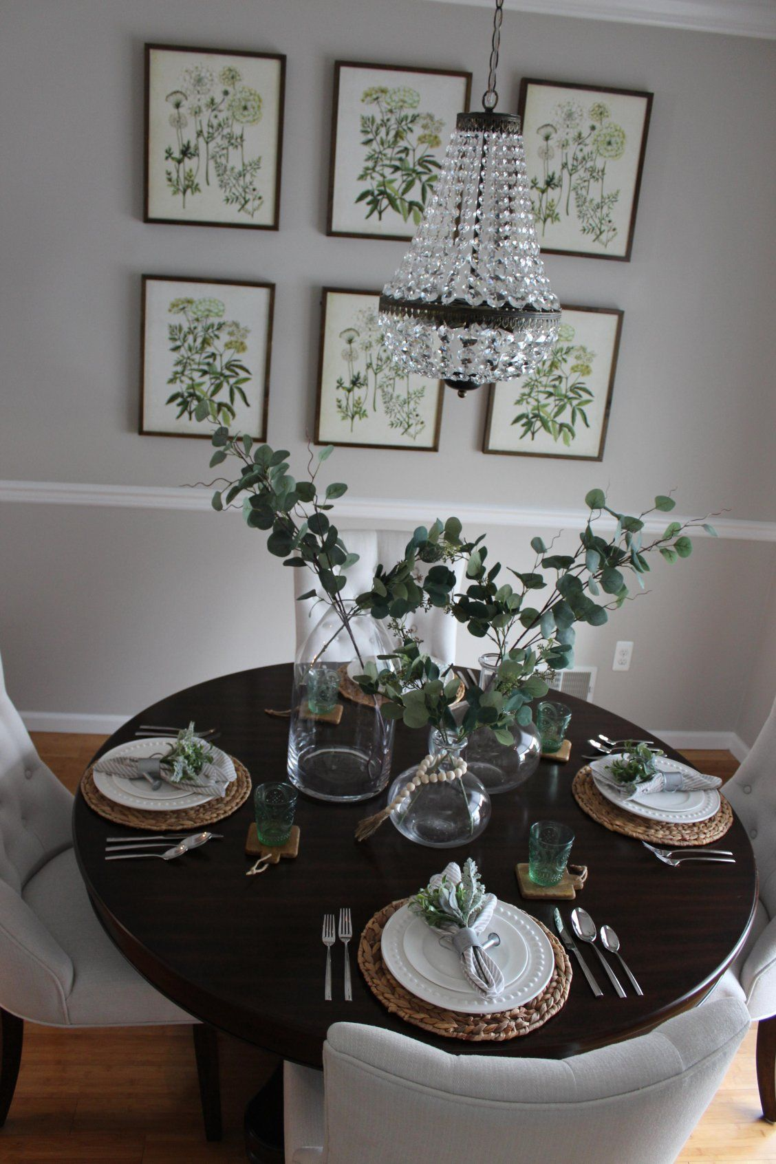 Fallon 5 Pc Dining Set Rustic Dining Room Table Dining Table