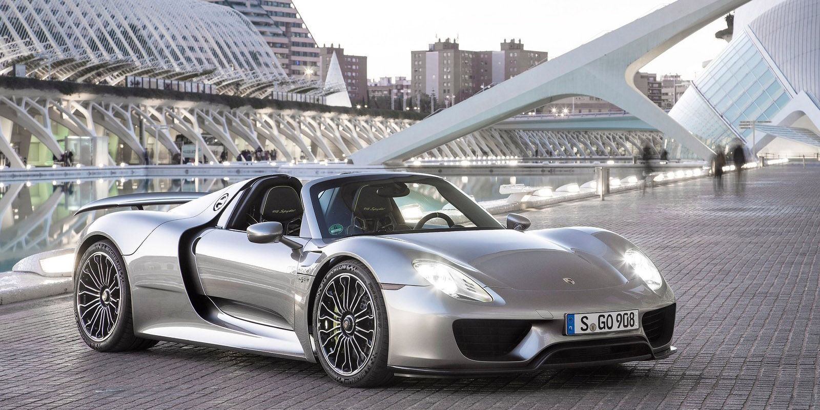 The 17 Best All Wheel Drive Supercars Porsche 918 Expensive Cars Super Cars