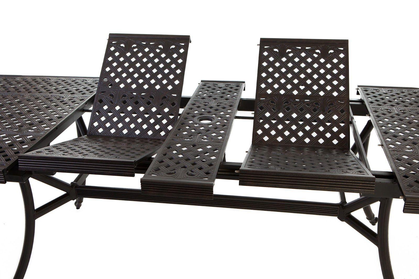 Extinding Patio Table Outside Edge Garden Furniture Blog The Versatile Rhodes Extendable 12
