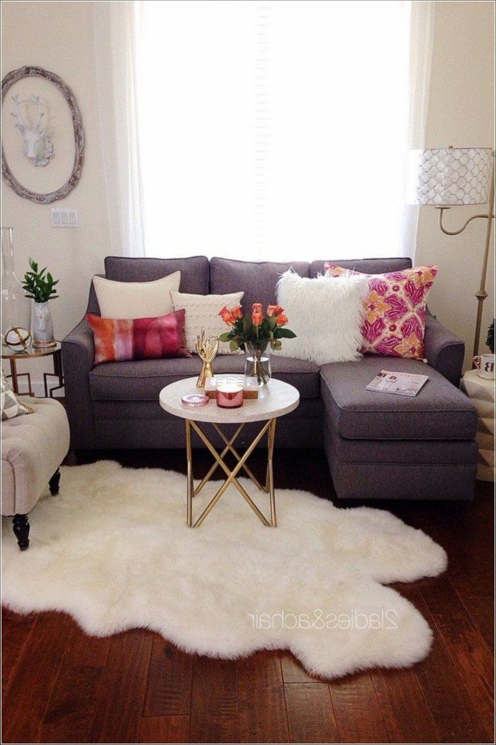 Small Flat Living Room Interior Design: 11 Tips To Optimize The Small Living Room For A Tiny House