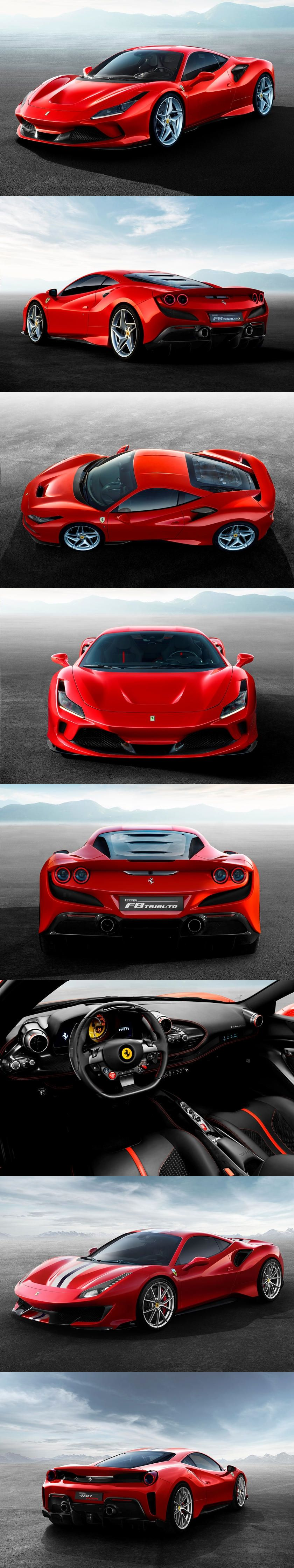 5 New Ferraris Are Coming This Year Turns Out The F8 Tributo Is The First Of Five New Ferrari Models Planned For 2019 Ferrari New Ferrari Super Cars