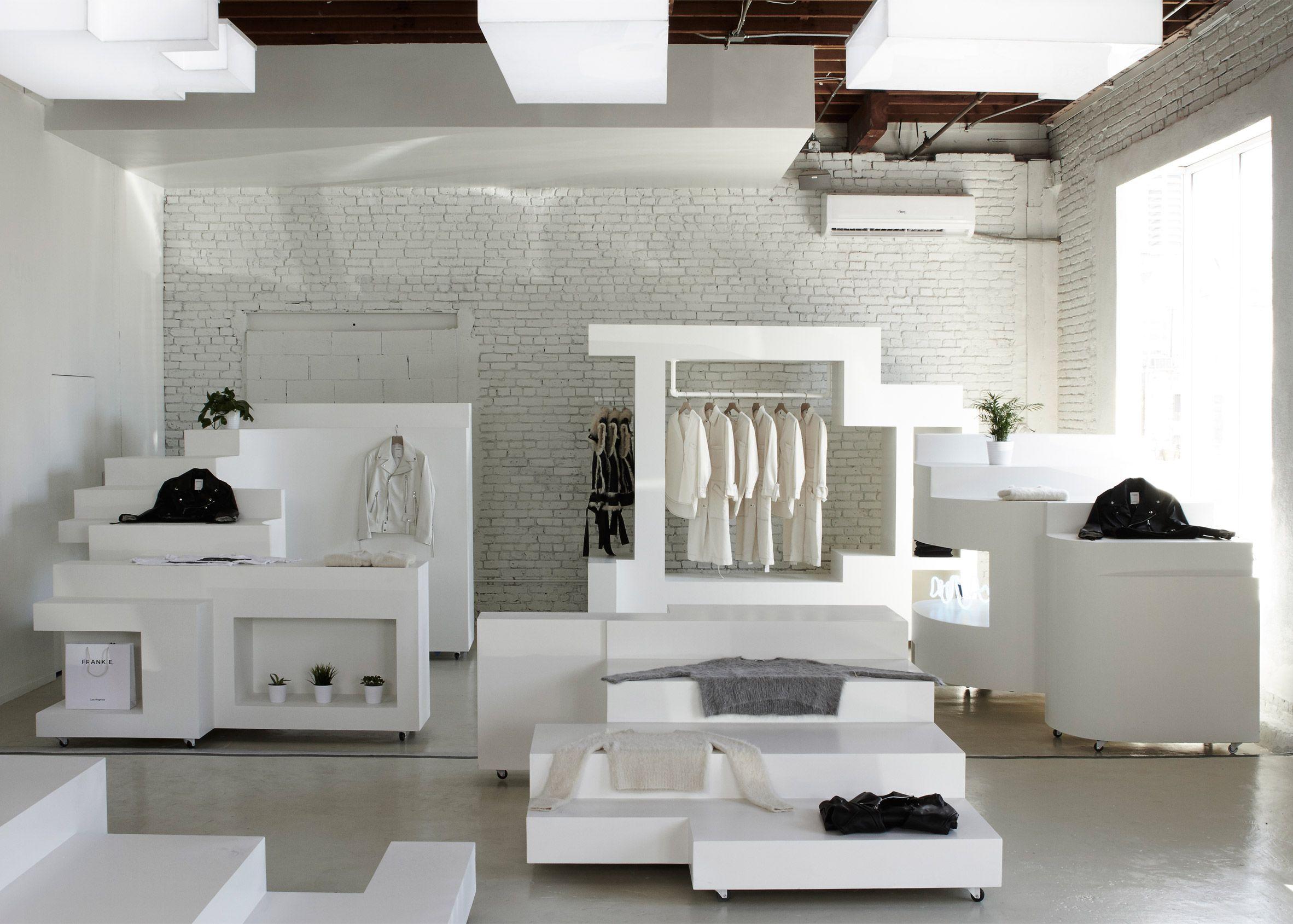Frankie store by bureau spectacular retail in 2018 retail design