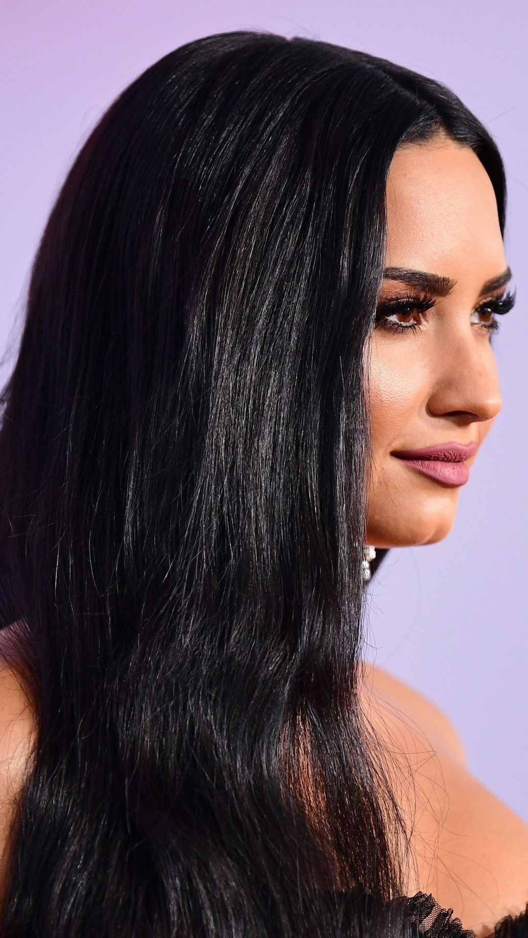Wallpaper Phone Demi Lovato Full Hd Demi Lovato Long Hair Styles Hair Styles